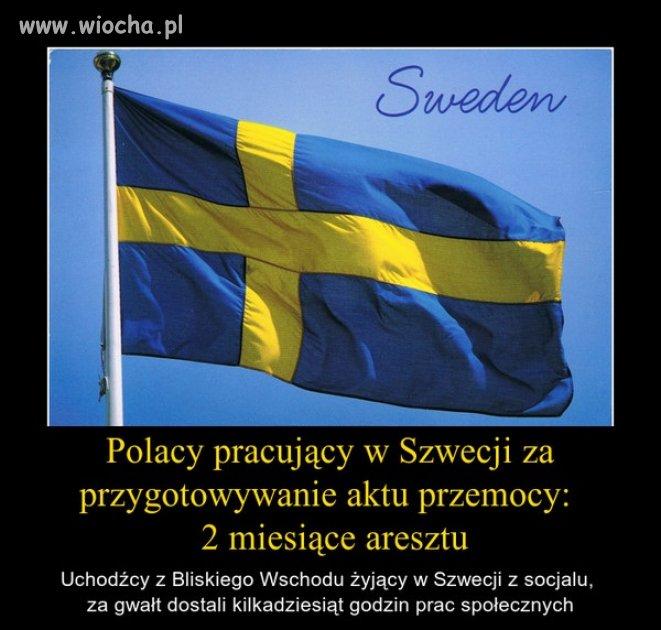 Sprawiedliwość w Szwecji to pojęcie