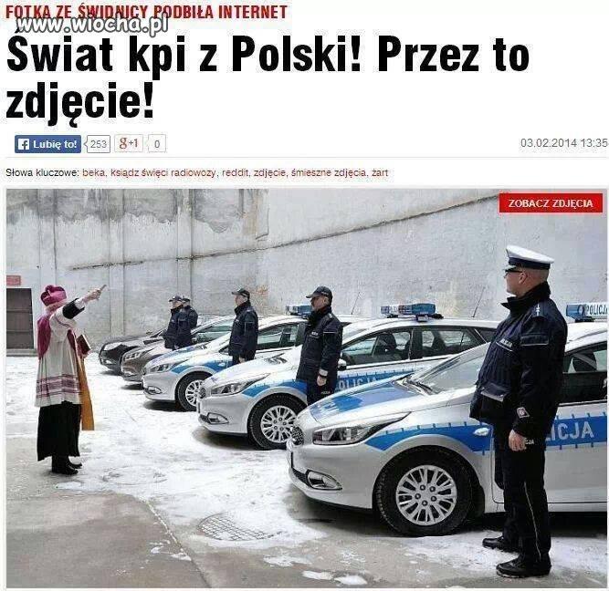 Świat Kpi z Polski