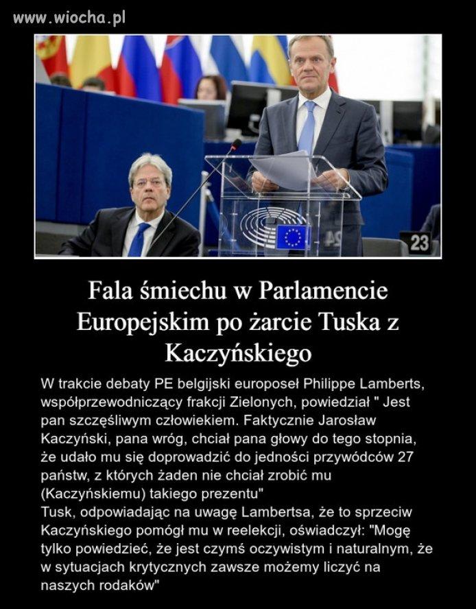 """Szkoda tylko, że ci """"rodacy"""" tak ośmieszają Polskę"""