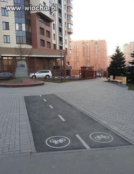 Rekordowa długość ścieżki rowerowej