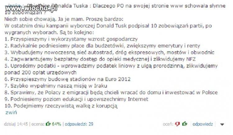 Wybory 2015r wiecie co robic Polacy