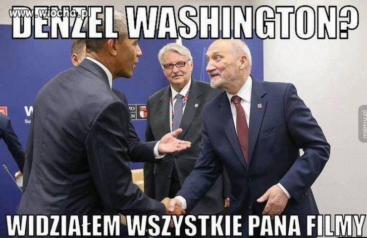 Takie tam ze szczytu NATO