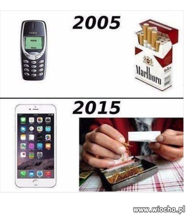 Czasy się zmieniają.