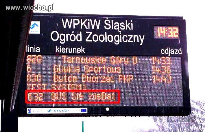 Informacja dla pasażerów