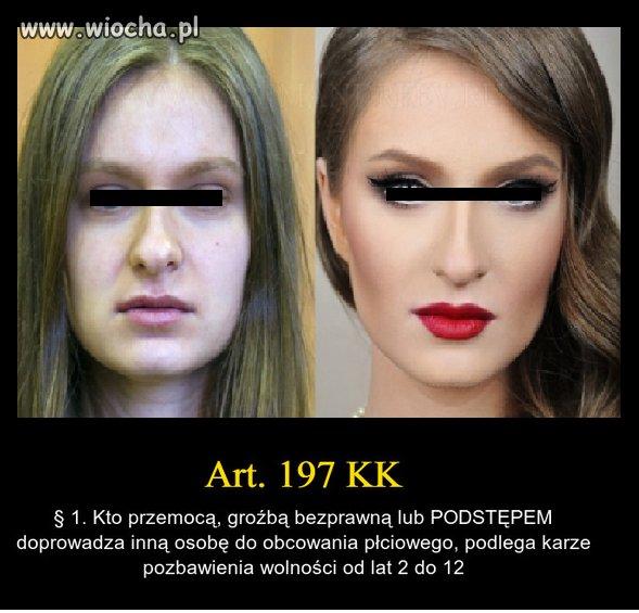 Dla mnie makijaż to to podstęp