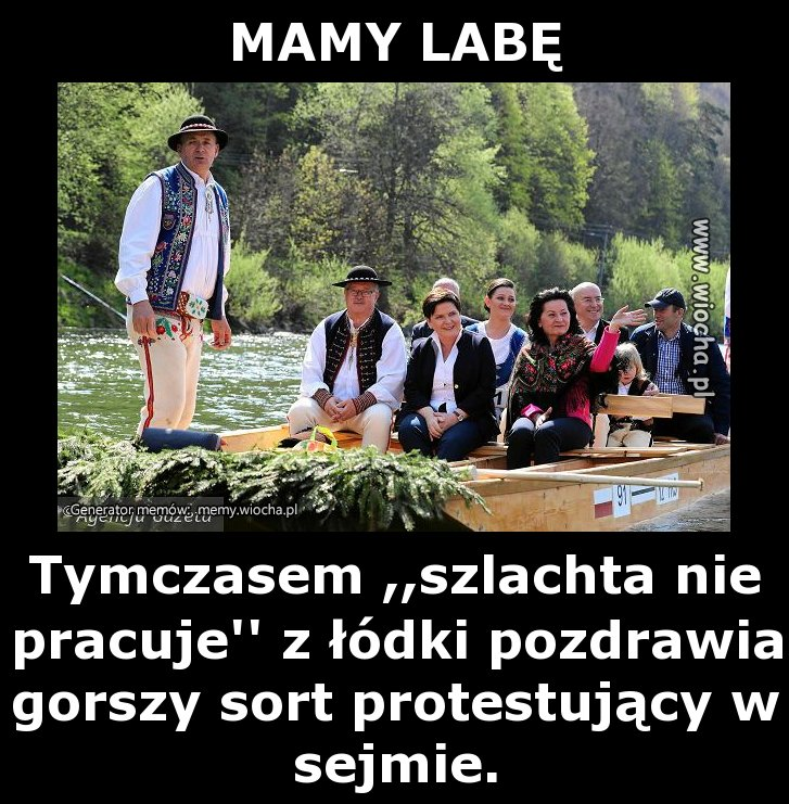 MAMY LABĘ
