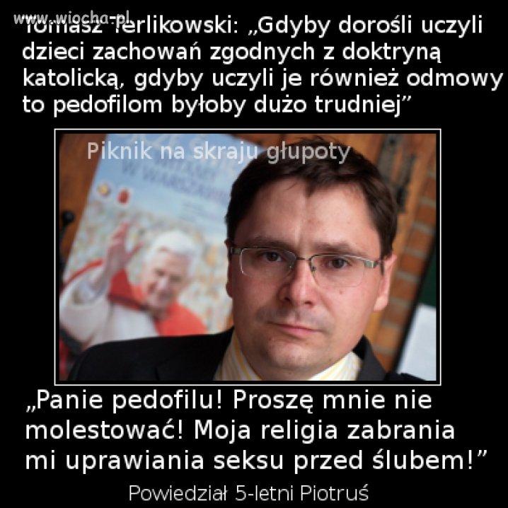 Mądrości Terlikowskiego...