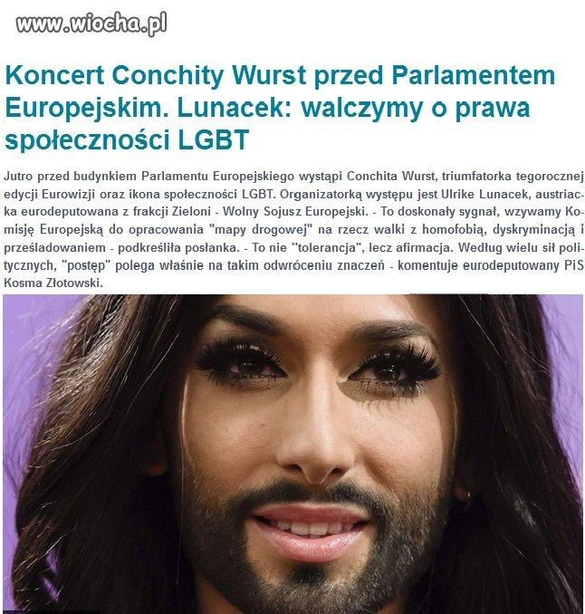 Teraz oficjalnie można nazwać Parlament Europejski