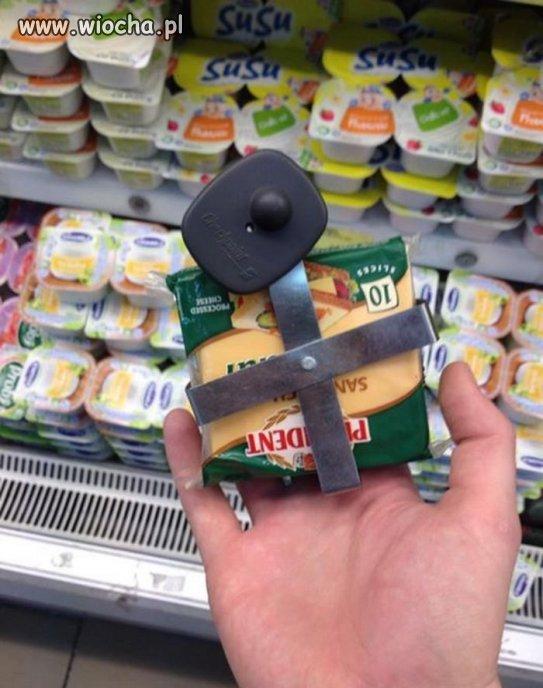 Zabezpieczenie droższe od sera