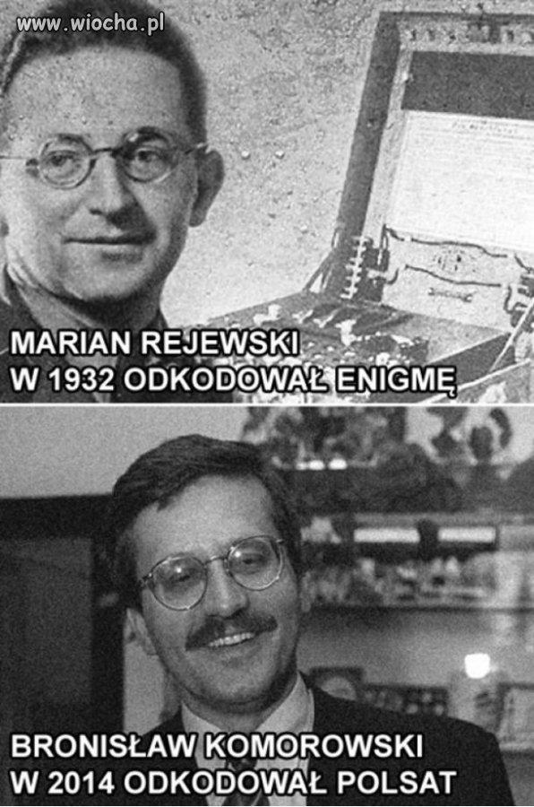 Mamy tylu wybitnych Polaków...