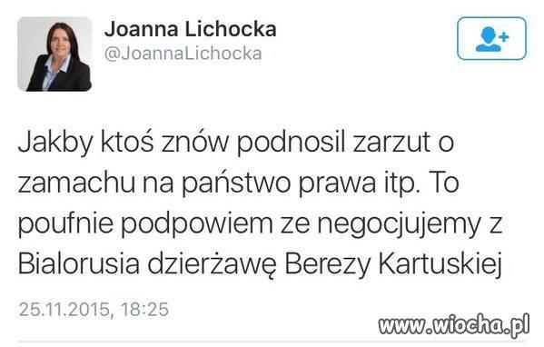 Pawłowicz,Lichocka