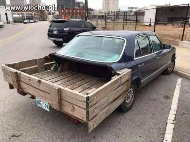 Skrzynka w aucie czy auto w skrzynce???