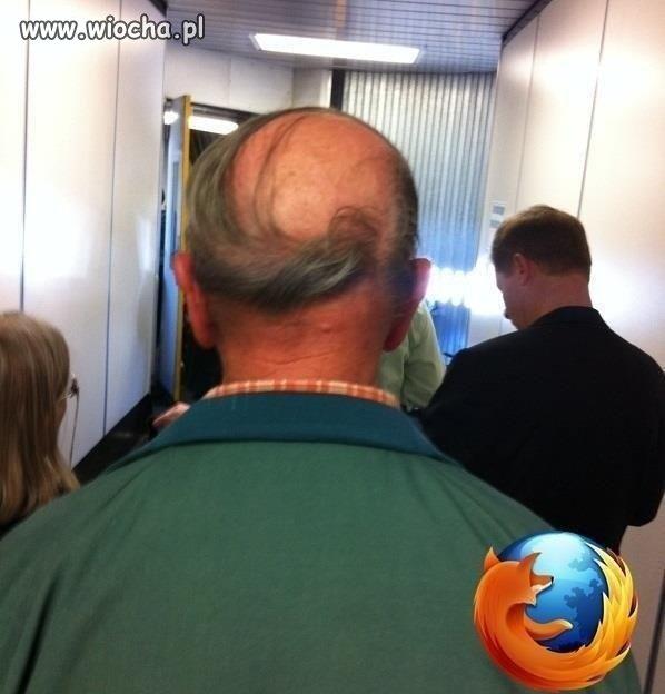 Człowiek Mozilla