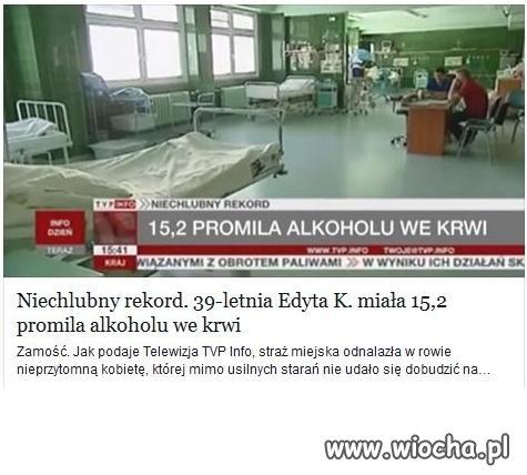 39 letnia Ksi�niczka mia�a 15,2 promila.
