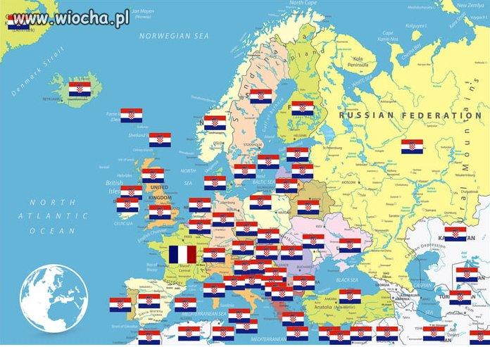 Jak Europa kibicuje w niedzielnym finale