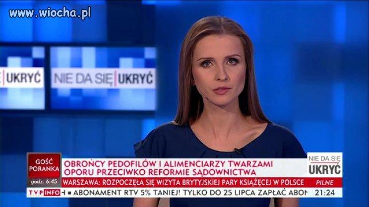 Nie, to nie jest fejk... to TVP info