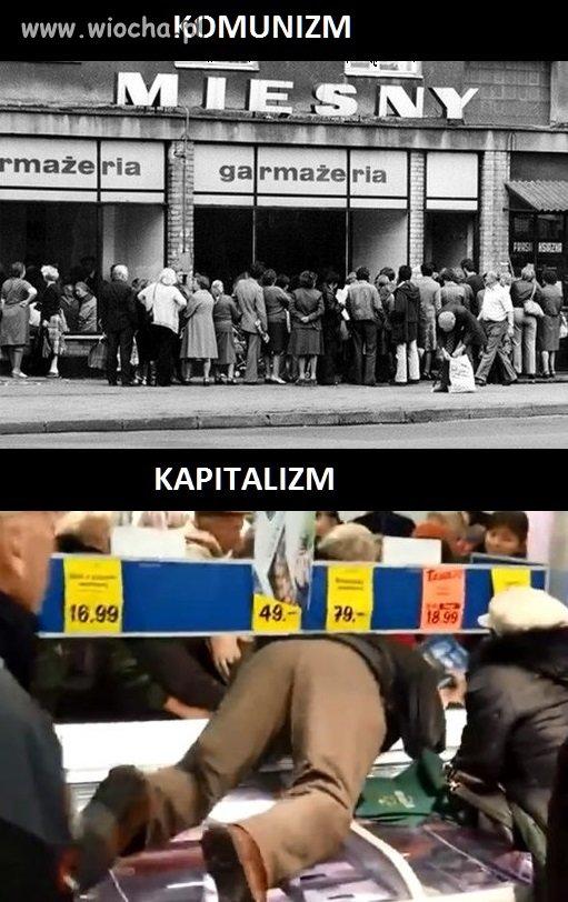 Komunizm kontra Kapitalizm