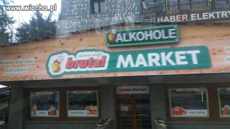 Brutalny market