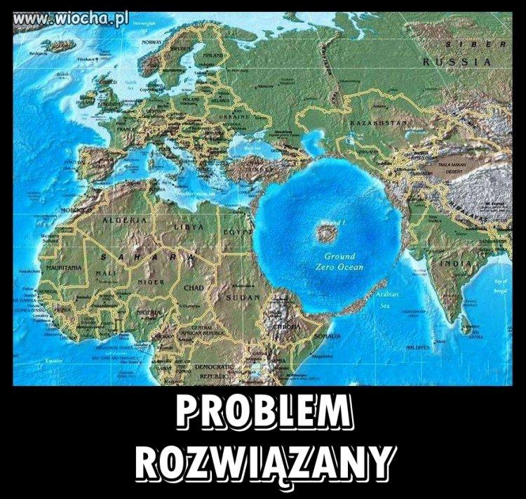 Problem z ISIS