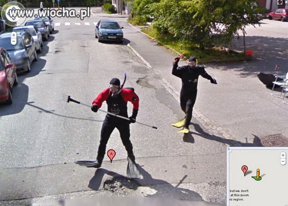 Google Street View   (16 zdj��)