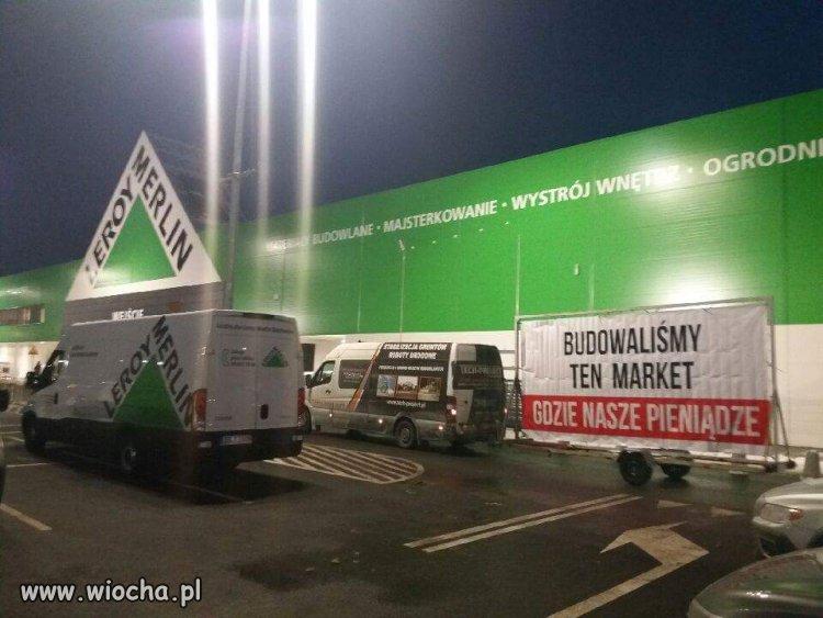 Jutro wielkie otwarcie Leroy Merlin w Warszawie