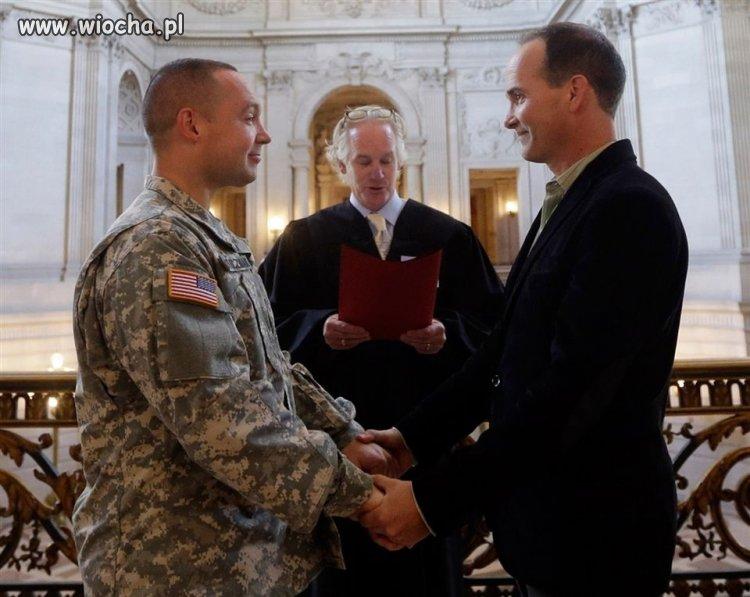 S�u�ba wojskowa nie leczy homoseksualizmu