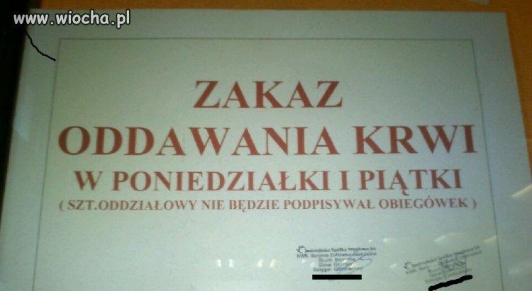 W jednej z większych spółek w Polsce