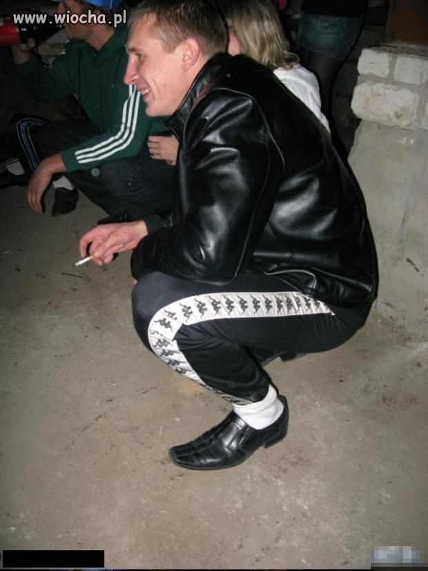 A na Łotwie taka moda