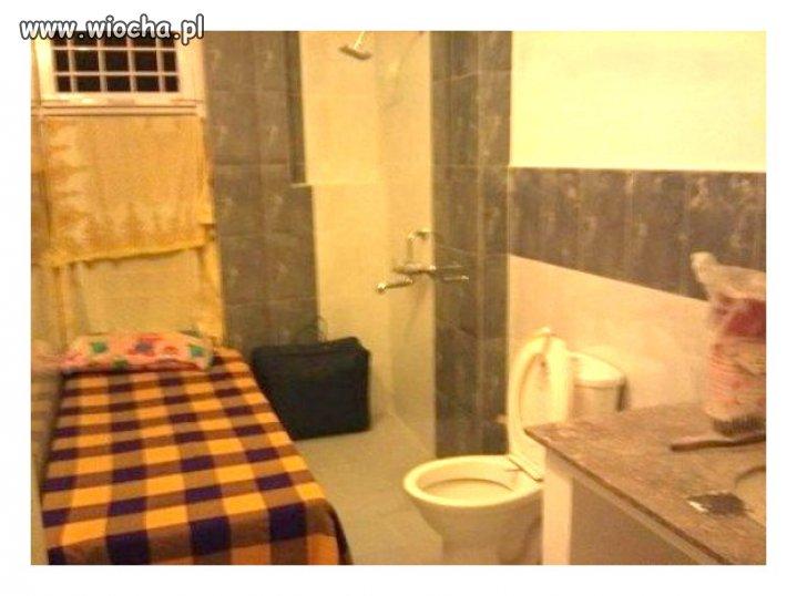 Pokój z kuchnią i łazienką - tanio