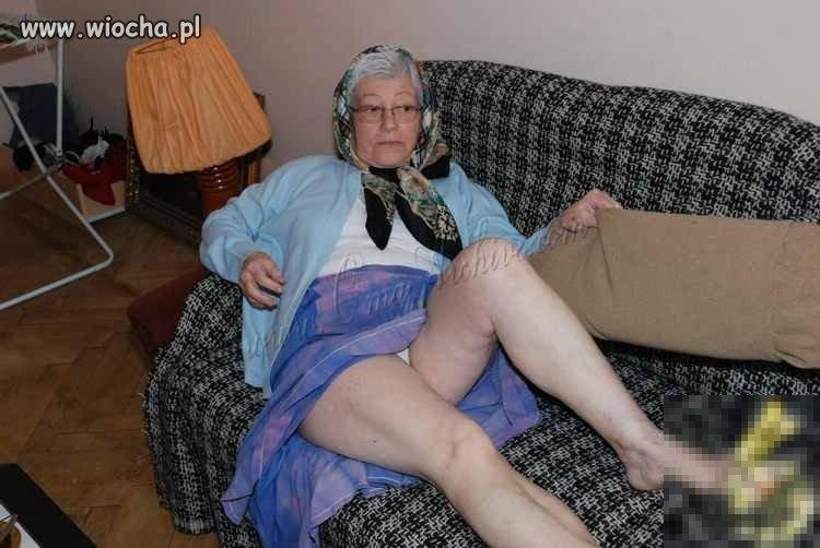 Sexi babcia...?