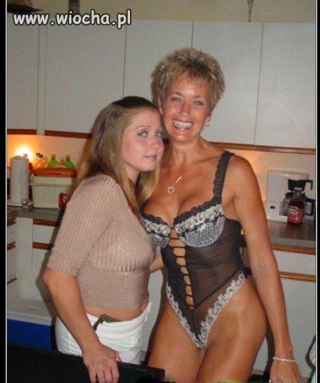 Fotka z mamą