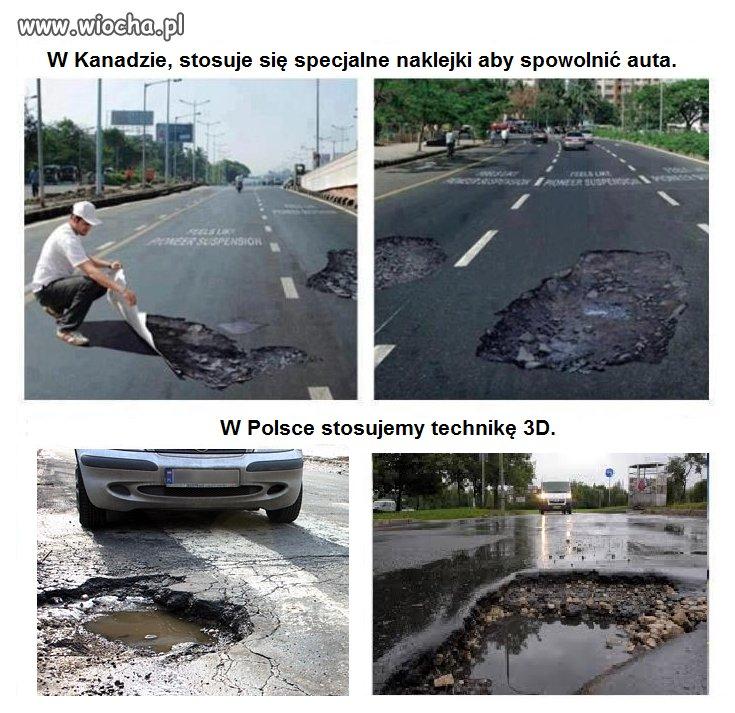 Cała prawda o polskich drogach