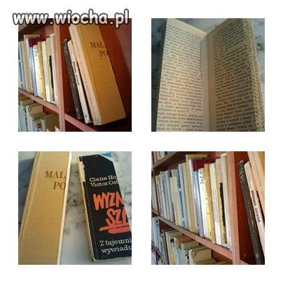 A oto co się robi z książkami w XXI wieku.