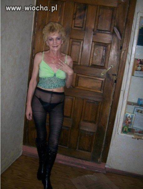 50+ i hot sexy fotka w rajstopkach