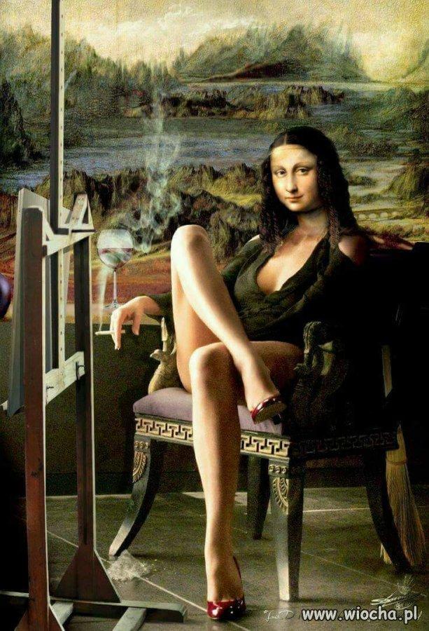 Mona Lisa...