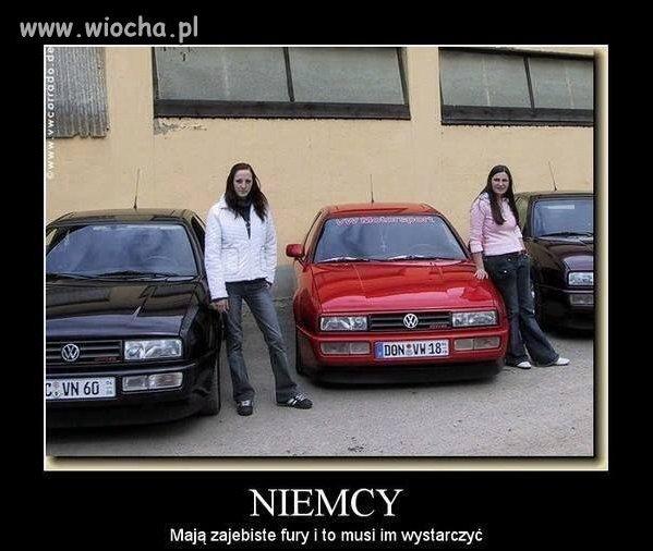 To prawda, nasze polskie dziewczyny ...