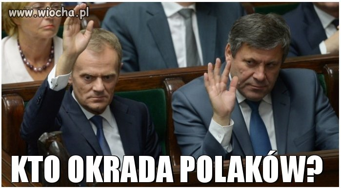 Rząd polski  okrada!!!