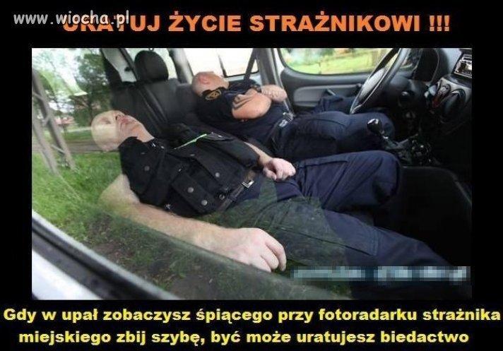 Pamiętaj upały w Polsce.