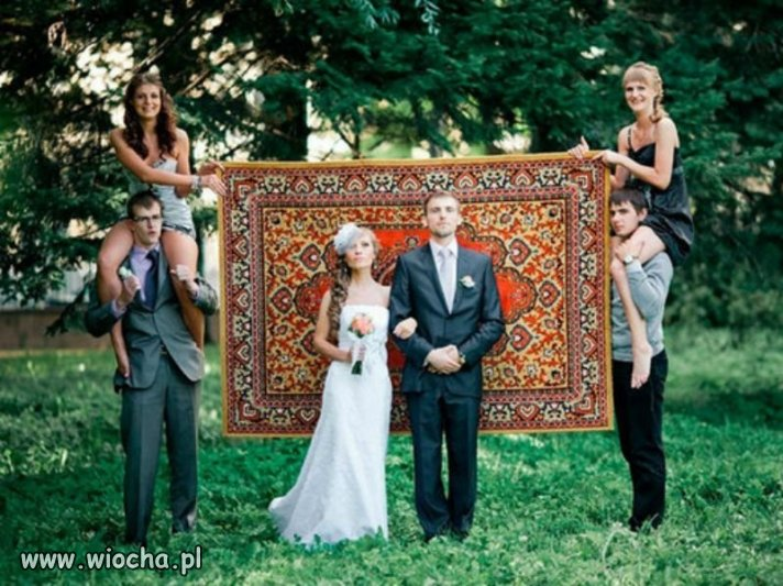 Perski ślub.