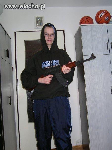 Młody gangsta