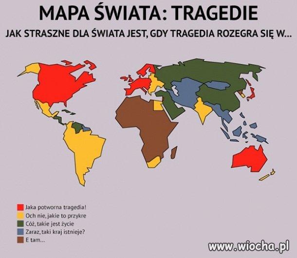 Tragedie na świecie