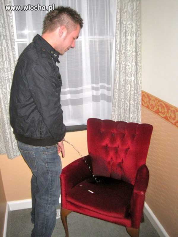 Prezenty na Dzień Matki nowy fotel