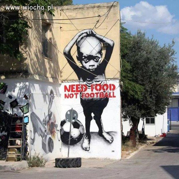 Brazylijczycy nie chc� Mistrzostw