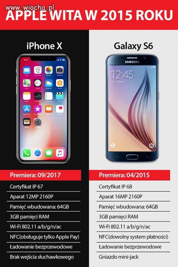 """Porównanie """"starego"""" Samsunga"""