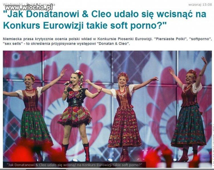 Niemcy skrytykowali śliczne Polki! Sami mając pasztety