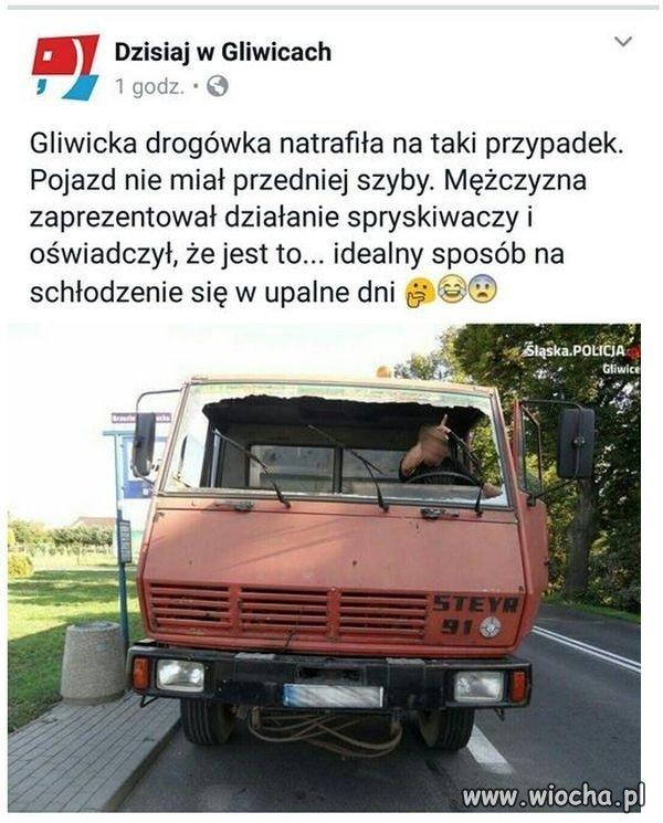 Ciekawa sytuacja w Gliwicach