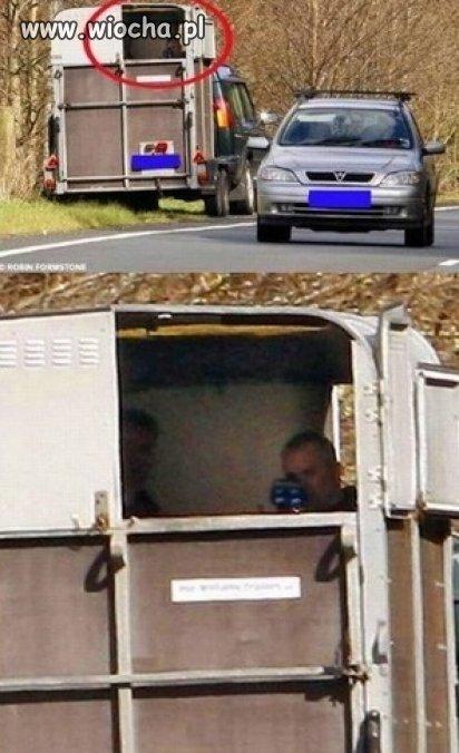 Policja, czy to już nie jest totalna wiocha