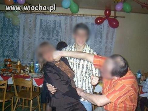 """Opis fotki: """"z mamą i tatą..."""""""