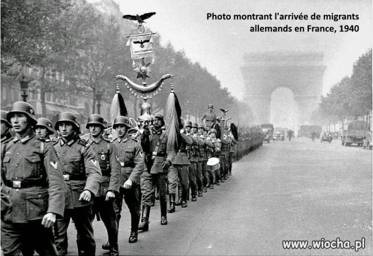 Relokalizacja migrantów z Niemiec do Francji,