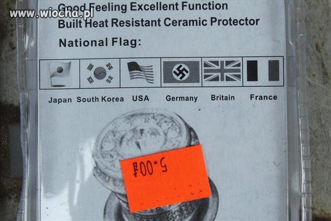 Flaga Niemiec...